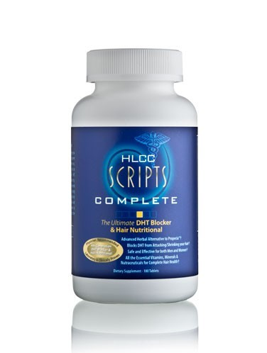 Complete DHT Blocker & Hair Nutritional